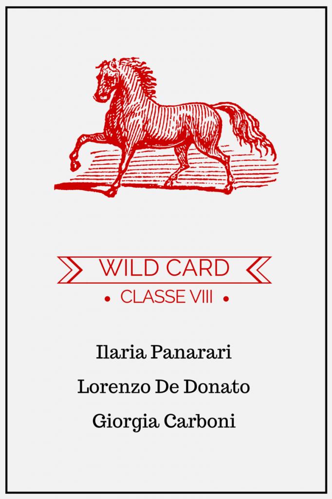 WILD CARD Classe VIII